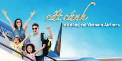Vé máy bay giá rẻ Cà Mau đi Thanh Hóa của Vietnamairlines