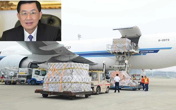 Dự án thành lập hãng hàng không IPP Air Cargo vốn 2.400 tỉ đồng